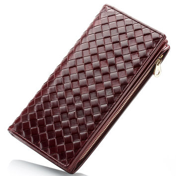 Ladies Bags Stylish Leather Wallet [9338152839]