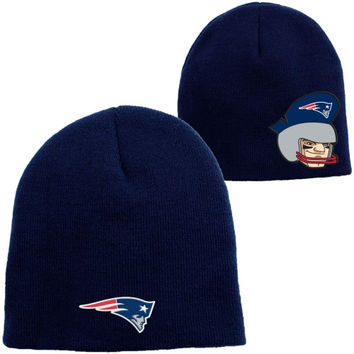 New England Patriots Preschool Rush Zone Uncuffed Knit Hat - Navy Blue - http://www.shareasale.com/m-pr.cfm?merchantID=7124&userID=1042934&productID=544540622 / New England Patriots