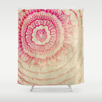 Drama Queen  Shower Curtain by rskinner1122
