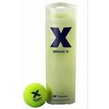 Tretorn Micro X Tennis Balls 3 Ball Pack