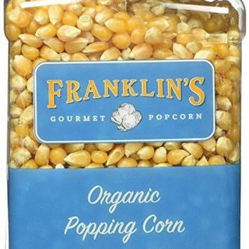 Franklin Farm Healthy Organic Grown Popping Corn