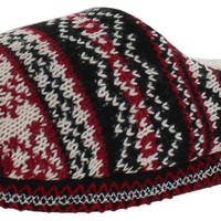 Mukluk Women's Sweater Knit Scuff Slippers House Shoes