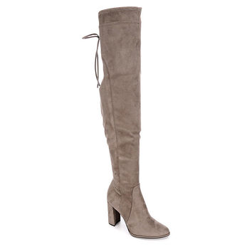 TAUPE MARC FISHER Womens Nio