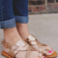 Shine On Me Sandal