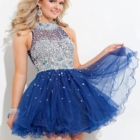 Rachel Allan 6652 Homecoming Dress