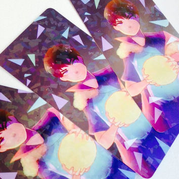 Kageyama King Prism Bookmark