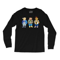 polo bear Long Sleeve Shirts