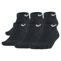 Nike Band Cotton Low-Cut Kids' Socks (Medium/6 Pair)