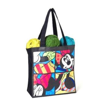 Disney by Britto from Enesco Minnie Mouse Tote Bag 24 IN
