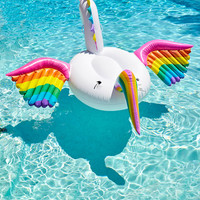 Funboy Rainbow Unicorn Float