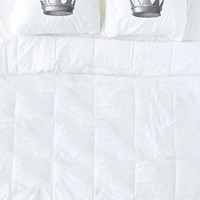 His and Hers Medieval Crowns Pillow Cases