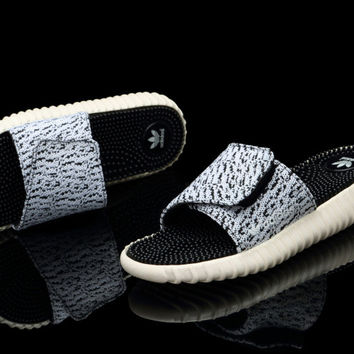 """Adidas"" Women Men Yeezy Boost Sandals"