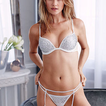 Limited Edition Embellished Ice Angel Push-Up Bra - Dream Angels - Victoria's Secret