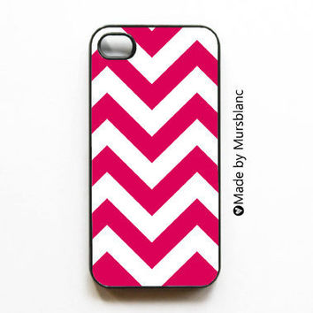 Chevron iPhone 4 or 4S Case  Choose your color by HipsterCases