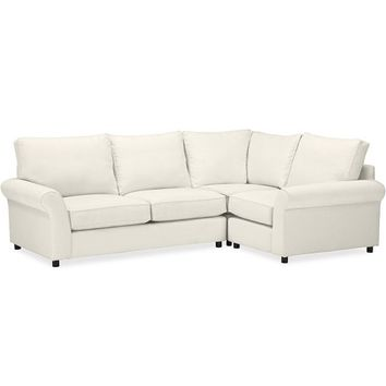 PB COMFORT UPHOLSTERED 3-PIECE SECTIONAL
