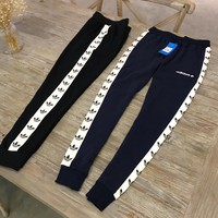 ADIDAS Women Men Casual Pants Trousers Sweatpants
