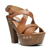 Steve Madden - LIABLE BROWN LEATHER
