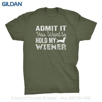 Admit It You Want To Hold My Wiener