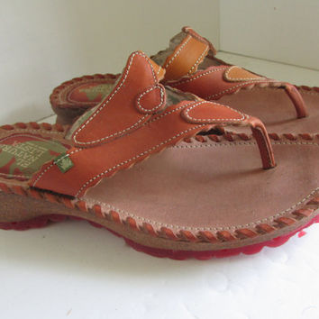 Italian Leather Sandals  Womens Sandals size  Sandals with Tread