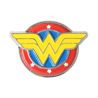 DC Comics Wonder Woman Logo Pin