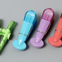 Chef Craft Magnetic Clips Asst. 4 Pc.