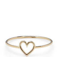 Love Ring by Aurélie Bidermann Now Available on Moda Operandi