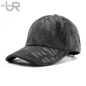 Snakeskin style urban tactical airsoft camo camouflage baseball hat cap Unisex h