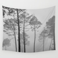 Owners. BN Wall Tapestry by Guido Montañés