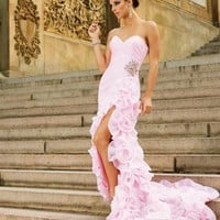 Terani P649 Prom Dress guaranteed in stock