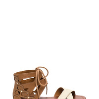 Fit To Be Tied Sandals