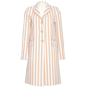 marc jacobs - striped coat