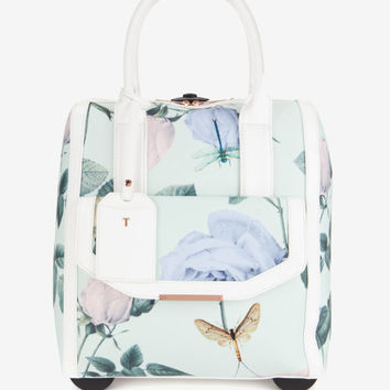 Distinguishing rose travel bag - Mint | Bags | Ted Baker