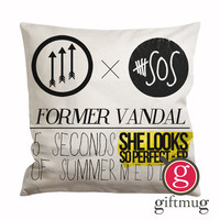 5SOS Medley Cushion Case / Pillow Case
