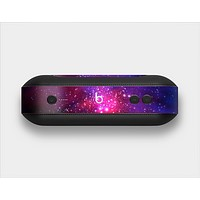 The Vivid Pink Galaxy Lights Skin Set for the Beats Pill Plus