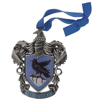 Universal Studios Harry Potter Ravenclaw Holiday Ornament New with Tags