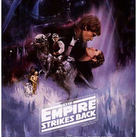 Star Wars Episode V Empire Strikes Back Poster 11x17