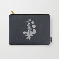 moon walks. Carry-All Pouch by Ia Po