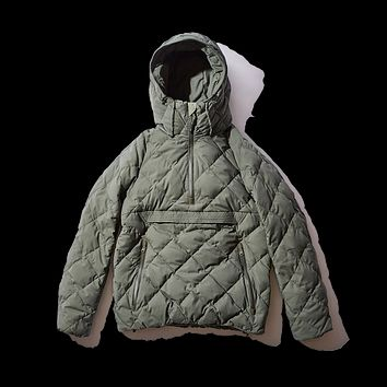Pullover Smock Jacket - Army