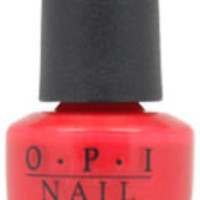 Women OPI Nail Lacquer - # NL L54 California Raspberry Nail Polish