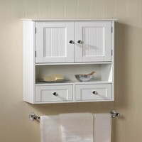 Beautiful Nantucket Wall Cabinet