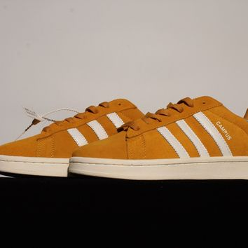 Adidas Casual Shoes Adidas Campus 80s Lux Vintage Orange   Running Sneaker
