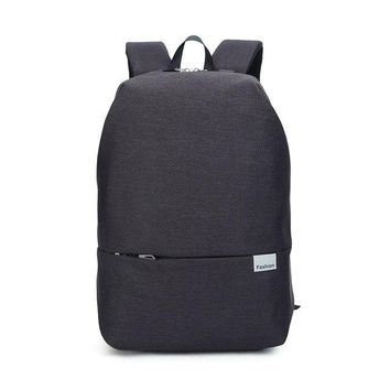 """University College Backpack 2018 New  Men s School Bag Anti Theft  with USB Charging Waterproof Oxford 15"""" 17"""" Laptop AT_63_4"""
