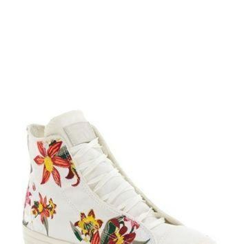 ICIKGQ8 converse chuck taylor all star patbo floral high top sneaker women nordstrom