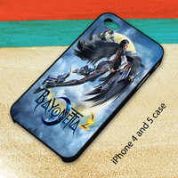 Bayonetta 2 Cover iPhone 4 iPhone 5 Samsung Galaxy S3 S4 Case