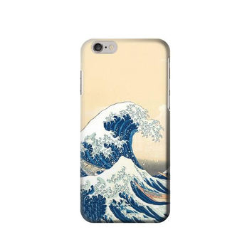 P2790 Under the Wave off Kanagawa Phone Case For IPHONE 6S
