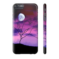 Night Sky Phone Case by; Docases for iPhone and Samsung