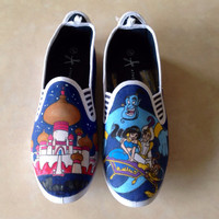 Disney Aladdin Style Canvas shoes