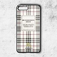 SALE!!Burberry.11 Brit Logo Fit Case For iPhone 6 6+ 6s 6s+ 7 7+ 8 8+ X Cover