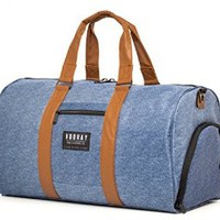 Vooray Trepic 43L Weekender Duffel Bag (Includes Drawstring Laundry Bag)