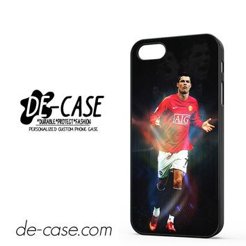 Cristiano Ronaldo Manchester United Star DEAL-2860 Apple Phonecase Cover  For Iphone 5   Iphone 0dc0086ae